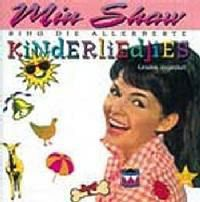 Min Shaw - Sing Aller Beste Kinderliedjies (CD)