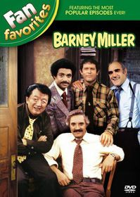 Barney Miller:Season 3 Vol 1 - (Region 1 Import DVD)