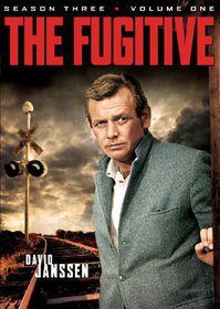 Fugitive:Season Three Vol 1 - (Region 1 Import DVD)