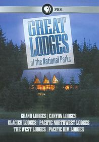Great Lodges of the National Parks Co - (Region 1 Import DVD)
