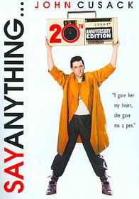 Say Anything 20th Anniversary Edition - (Region 1 Import DVD)