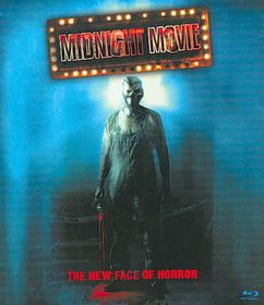 Midnight Movie - (Region A Import Blu-ray Disc)