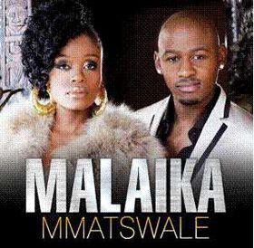 Malaika - Mmatswale (CD)