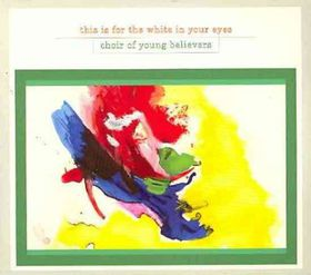 This is for the White in Your Eyes/Bu - (Import CD)