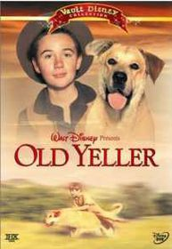 Old Yeller (1957) - (DVD)