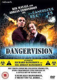 The Dangerous Brothers: Dangervision - (Import DVD)