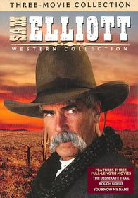 Sam Elliott Westerns Collection - (Region 1 Import DVD)