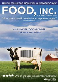 Food, Inc - (Region 1 Import DVD)