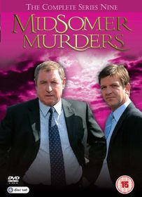 Midsomer Murders: The Complete Series 9 - (Import DVD)