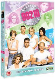 Beverly Hills 90210: Season 7 - (Import DVD)