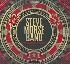 Morse, Steve - Out Standing In The Field (CD)