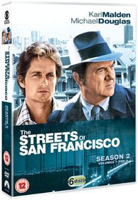 The Streets of San Francisco: Season 2 - (Import DVD)