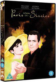 Paris When It Sizzles - (Import DVD)