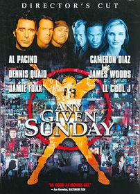 Any Given Sunday - (Region 1 Import DVD)