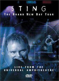 Sting - Brand New Day Tour (DVD)