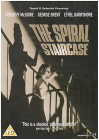 The Spiral Staircase - (Import DVD)