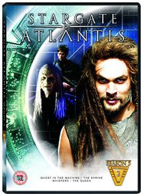 Stargate Atlantis: Season 5 - Episodes 5-8 - (Import DVD)