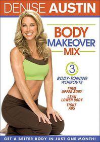 Denise Austin:Body Makeover Mix - (Region 1 Import DVD)