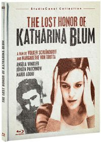 Lost Honor of Katharina Blum - (Region A Import Blu-ray Disc)