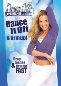 Dance off the Inches:Dance off & Firm - (Region 1 Import DVD)