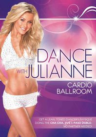 Dance with Julianne:Cardio Ballroom - (Region 1 Import DVD)