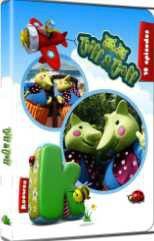Koowee: Tjiff & Tjaff Volume 1 (DVD)