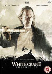 White Crane Chronicles - (Import DVD)