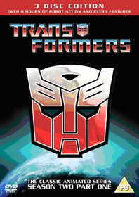 Transformers: Season 2.1 - (Import DVD)