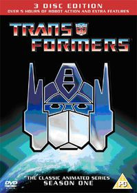 Transformers: Season 1 - (Import DVD)