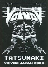 Tatsumaki Voivod Japan 2008 - (Region 1 Import DVD)