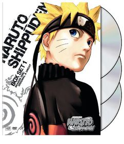 Naruto Shippuden Box Set 1 - (Region 1 Import DVD)