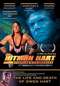 Hitman Hart:Wrestling with Shadows - (Region 1 Import DVD)
