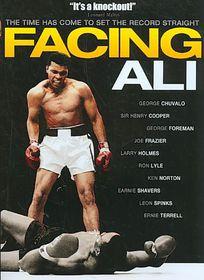Facing Ali - (Region 1 Import DVD)