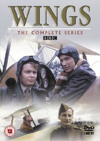 Wings: Complete Series 1 and 2 (1977) - (Import DVD)