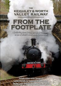 From the Footplate: Bronte Country - (Import DVD)