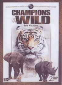 Champions of the Wild: Volume 1 - (Import DVD)