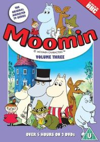 Moomin: The Complete Series 3 - (Import DVD)