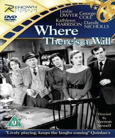 Where There's a Will - (Import DVD)