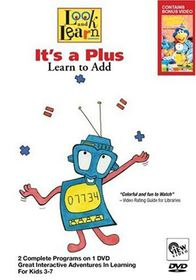 It's a Plus - Learn to Add - (Import DVD)