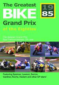 Bike Grand Prix - 1985: Belgium - (Import DVD)