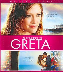 According to Greta - (Region A Import Blu-ray Disc)