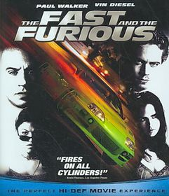 Fast & Furious (Limited Edition) - (Region A Import Blu-ray Disc)