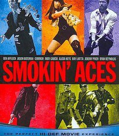 Smokin Aces - (Region A Import Blu-ray Disc)