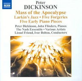 Dickinson:apocalypse - Apocalypse (CD)