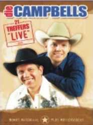 Die Campbells - Treffers - Live (DVD)