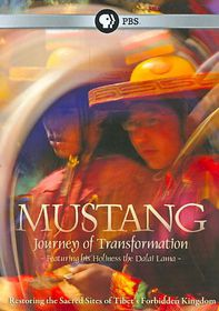 Mustang:Journey to Transformation - (Region 1 Import DVD)