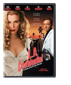 La Confidential - (Region 1 Import DVD)
