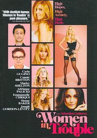 Women in Trouble - (Region 1 Import DVD)