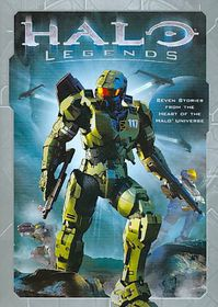 Halo Legends - (Region 1 Import DVD)