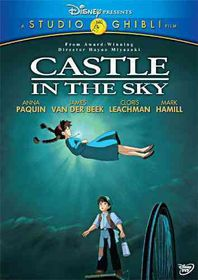 Castle in the Sky (Special Edition) - (Region 1 Import DVD)